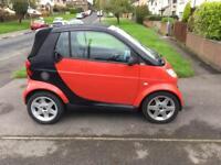 Smart Car Smart City Cabriolet 2003 just 48kmiles