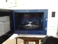 Matsui combi microwave oven/grill.