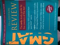 GMAT Review 13th Edition - Good condition