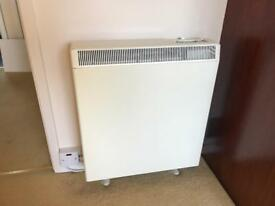 3 Electrical radiators ( can be wall mounted )