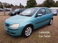 Vauxhall Corsa 1.2 SXi 3 Door Hatch, Manual / Petrol, 102K, Drives Superb, An Ideal 1st Car, New MOT