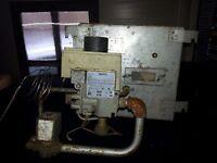 Gas AGA MK3 Power Flue Gas Burner Complete