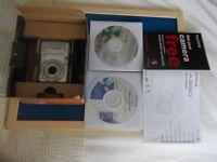fujifilm 8.1 mp digital camera as new boxed