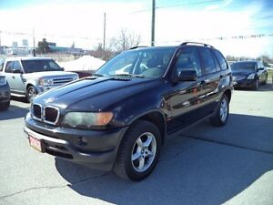 2002 BMW X5 LEATHER SUNROOF LOADED