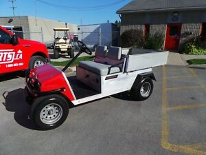 2005 club car Carryall TURF 2  GAS Belleville Belleville Area image 1