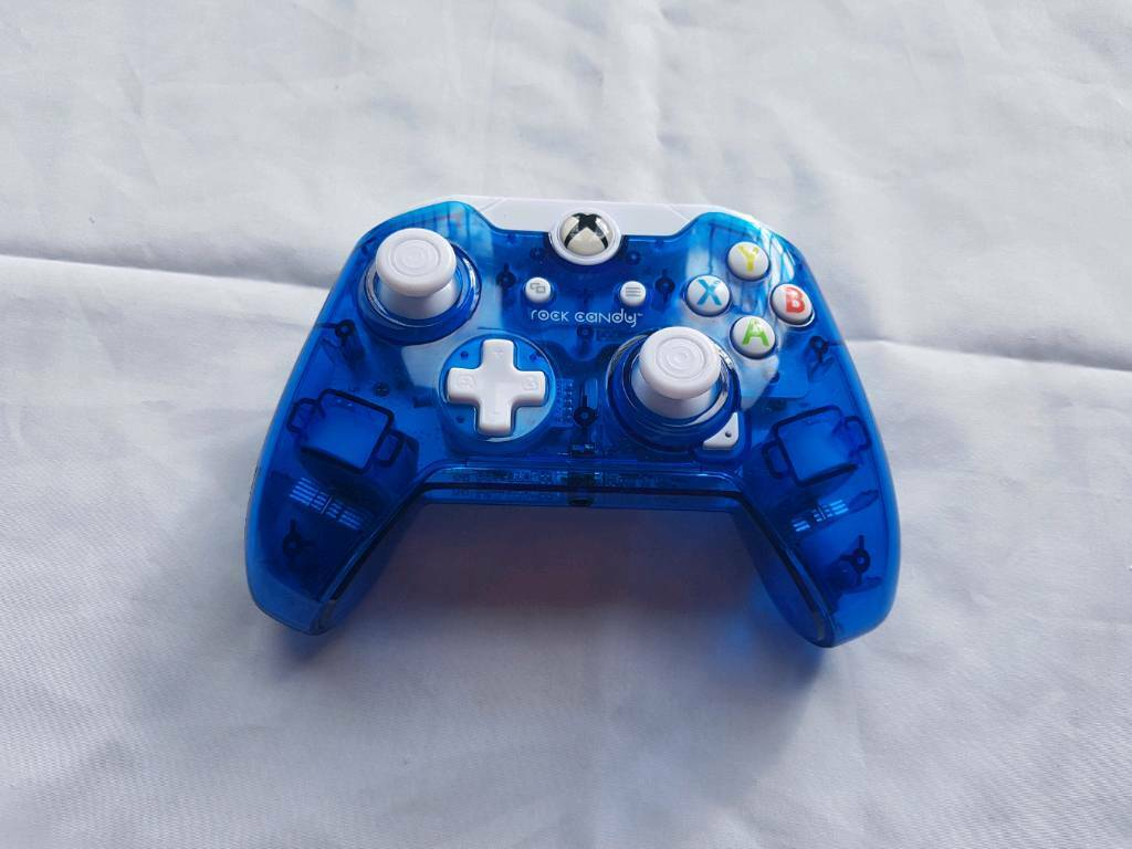 Rock candy xbox one wired controller