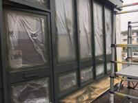 Paint spraying - refurbish - recoating service