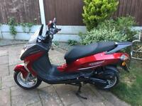 Scooter 125 cc direct bike
