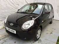 2010 KIA Picanto 1.0 1 5dr Petrol/1 owner,MOT FULL 12 MONTHS/£30 Road Tax A YEAR/PH 07459871313