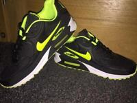 Air max 90 men's trainers size 7 cheap not TNS 110s huaraches ext