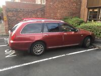Rover 75 Tourer CTDI, Diesel, Estate, needs to go. 250 ono