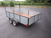 Newly Refurbished 8 x 5 Trailer