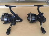 Shimano dl2500fa bait runner reels