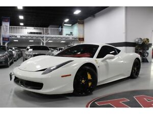 2012 Ferrari 458 Italia Local Car | Service Plan