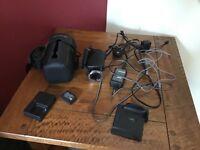 Sony handycam DCR SR55