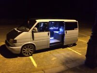 VW T4 2.5 TDI CAMPERVAN! READY FOR ADVENTURES!