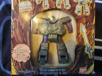 "Bandai Rock Lords ""Crackpot"" action figure"