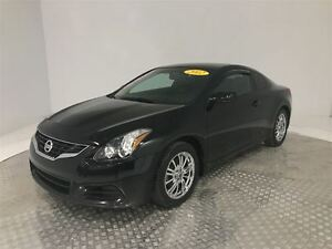 2012 Nissan Altima * 2.5 S * COUPE *  AUT * CUIR * TOIT * MAGS *