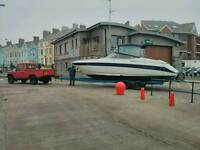 Boat & Outboard Marine Services Mercruiser Volvo Penta Sterndrive Antifoul