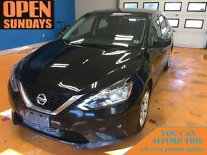 2016 Nissan Sentra 1.8 AUTO! AC! FINANCE NOW!