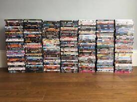 283 DVDs Bundle Various Genres