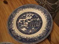 Washington Old Willow Dinner Plate