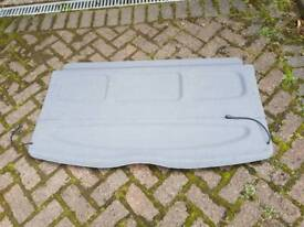 Citroen Picasso parcel shelf
