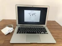 "Apple MacBook Air 13.3"" Early-2015 1.6GHz Dual Core i5 4GB RAM 128GB SSD"