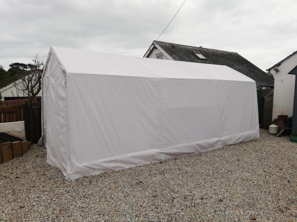 Portable Garage 6 X 3 meters | in Dawlish, Devon | Gumtree