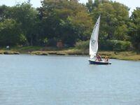 Cadet Sailing Dinghy GRP