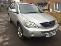 Lexus RX400 Hybrid SE-L 5dr for sale Auto in Great Condition full years MOT