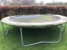 12 foot trampoline - kids have moved out, I don't need it