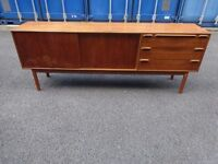 1960s Vintage Retro Mcintosh Dunbar Mid Century Teak Sideboard,Possible Delivery