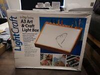 A3 Art and Craft LED Light box / Lightbox