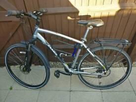 """Jamis Allegro x hybrid bike 19"""" frame"""
