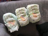 Baby nappies pack = Pampers pull-ups + Ocado nappies