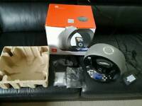 Boxed JBL On Time time machine dock for ipod With accessories and manual