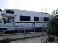 6 berth motorhome for sale, LHD, 2.5l diesel