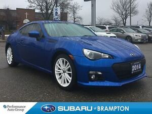 2014 Subaru BRZ Sport-tech |RARE|HEATED SEATS|ALLOYS