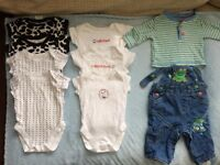 Baby clothes bundle - First size