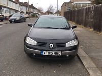 Renault Megane convertsble