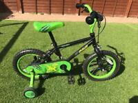 Halfords Apollo Claws - 14 inch bike