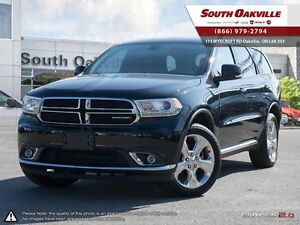 2015 Dodge Durango Limited | AWD | DUAL DVD | HEATED LEATHER | N