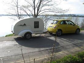 Teardrop Trailer Caravan Camper Hire