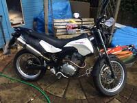 Derbi senda cross city 125
