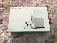 Xbox one s 2tb NOW REDUCED SOLD