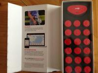 Game Golf tracking device