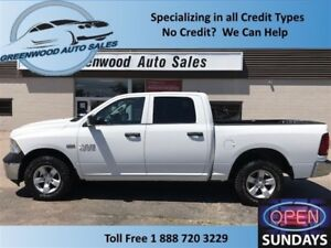 2014 Ram 1500 ST! 4X4! PRICED TO MOVE! FINANCE NOW!