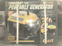 Power generator brand new