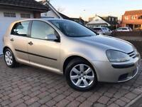 Volkswagen Golf S Auto 1.6L 5Dr In Mint Condition! FULL SERVICE HISTORY/1 Year MOT/HPI Clear